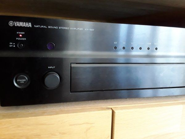 Yamaha AX397
