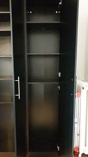 Ikea Pax Schränke schwarz - Tür