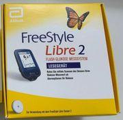 Freestyle Libre2 Lesegerät mmol l