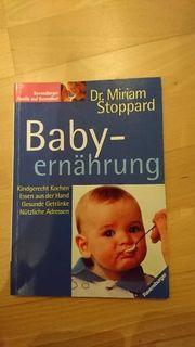 Rezeptbuch Babyernährung