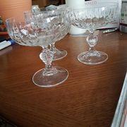 Drei Gläser zum Gesamtpreis Preis