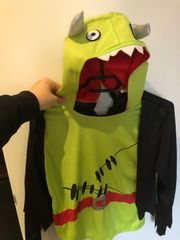 Kostüm Monster