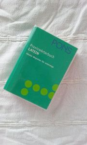 PONS Praxiswörterbuch Latein - Pocket-Format
