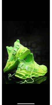 Herren Sneaker Grün