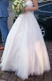 Corsagen-Brautkleid von TresChic Gr 36