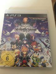 Kingdom Hearts 2 5 Remix