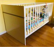 Baby- und Kinderbett ROBA Moritz -