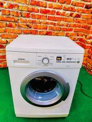 6Kg A Waschmaschine Siemens Lieferung