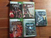 Xbox 360 Spiele Sammlungen Konvolut