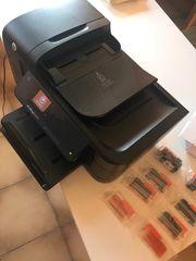 HP Officejet 6500A Drucker Fax