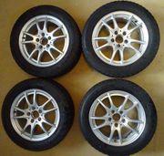 4x Winterräder Bridgestone Blizzak LM-32