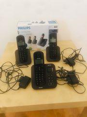 Philips Telefon Schnurlos 3 er