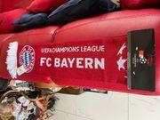 FC Bayern Schal Championsleague 2014