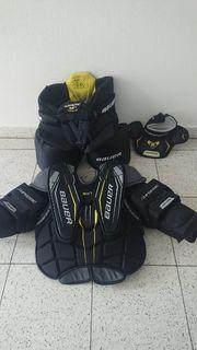 Kinder Goalie Ausrüstung von Bauer