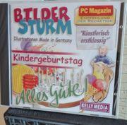KINDERGEBURTSTAG - Bilder in TIFF und
