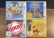 Pokemon Nintendo 3DS Spiele