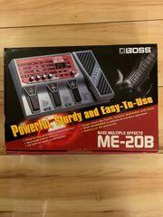 BOSS ME-20B Multieffekt Effektgerät für