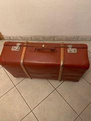 Alten Koffer an echte Liebhaber