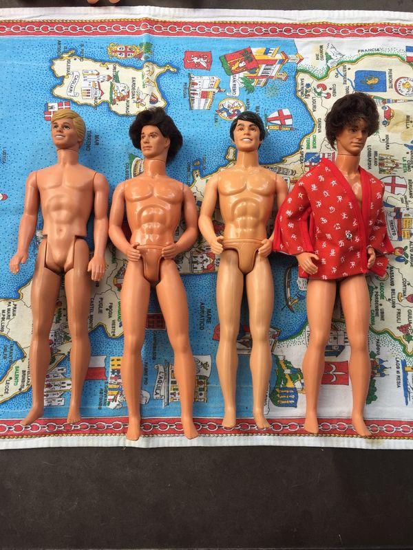 Barbie und Ken Mattel 1966