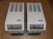 2x Unterbrechungsfreie Stromversorgungen Kuhnke NBK2430