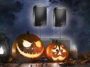 Musikanlage für Halloween-Party Miete dir
