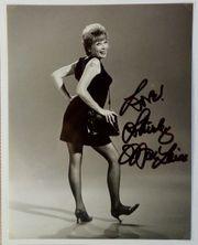 Shirley Maclaine Großfoto handsigniert