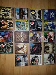 PS 3 Spiele je 10