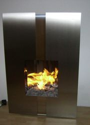 Design Ethanol-Ofen für anspruchsvolle Behaglichkeit