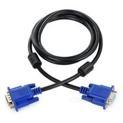 VGA-Kabel 2 0m Farben weiß