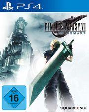 Final fantasy 7 Remake PS4