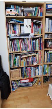 3 Bücherregale von Ikea