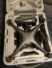 DJI Phantom Pro Black Drohne