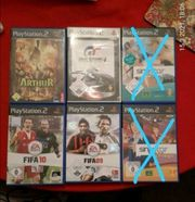 Playstation 2 Spiele Fifa Sing