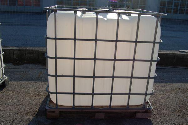 IBC-Behälter gereinigt und geprüft günstig