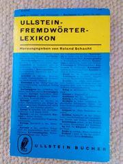 Ullstein-Fremdwörter-Lexikon