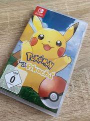 Pokemon Lets Go Pikachu Nintendo