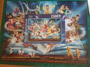 Disneys Magisches Märchenbuch - Puzzle 1500