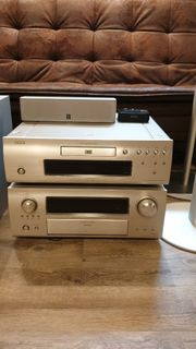 Denon Receiver 5 1 Blue
