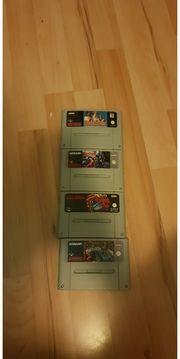 4x Nintendo SNES Spiele - Beethoven