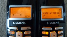 Bild 4 - Siemens Gigaset AC255 Duo mit - Pyrbaum