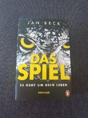 Das Spiel - Jan Beck TB