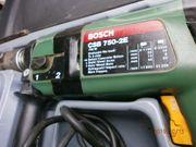 BOSCH Electronic Schlagbohrmaschine CSB 750
