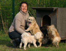 Tierbetreuung - Reha Spezialbetreuung in der Tierpension
