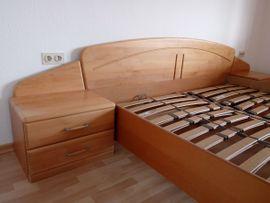 Betten - Doppelbett 2 x 200cm x