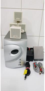 Computer 6 1 Kanal Lautsprecher