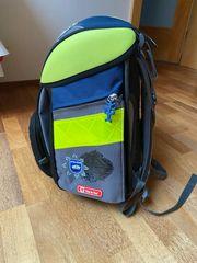 Schultasche Polizei