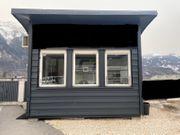 Bürocontainer mit Klimaanlage Heizung