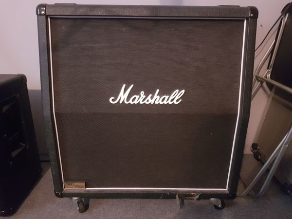 Marshall Box 1960 Vintage AV