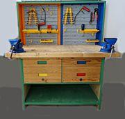 Kinder-Werkbank