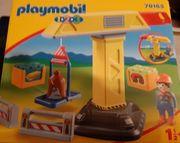Playmobil 123 Baukran